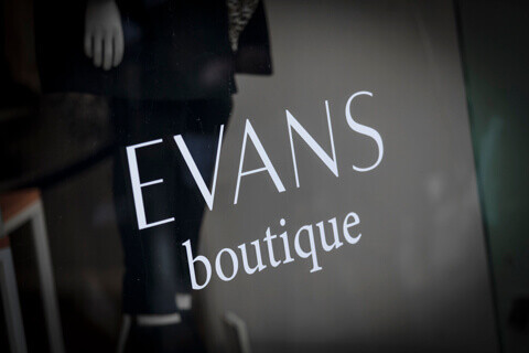 Evans UK brand saved but now online only