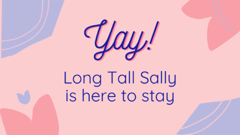 Long Tall Sally brand saved by new owner
