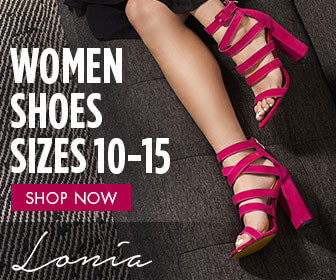 Lonia women's shoes in size 10-15 US