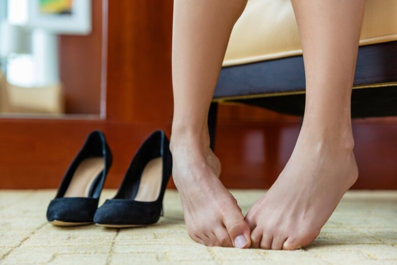 5 Common Foot Problems & how to Solve them