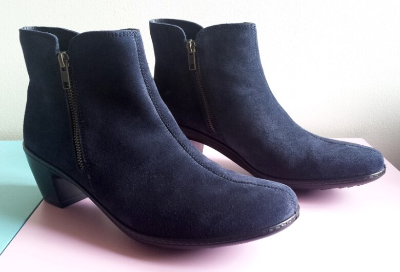 Shoe Review: Hotter Samia Ankle Boots
