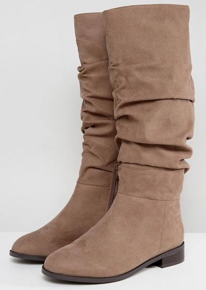 Slouchy boots from ASOS