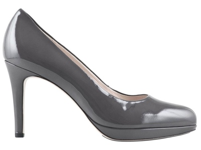 Grey Stiletto