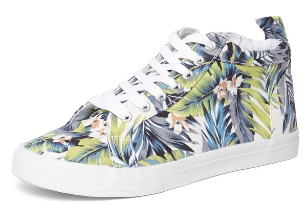 Tropical high tops from Evans