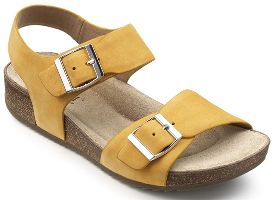 Tourist sandals from Hotter