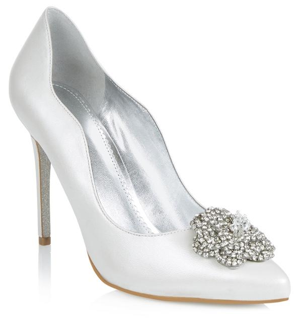Nine West Bridal Heels