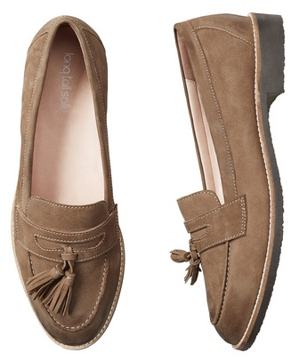 Long Tall Sally Tassel Moccasin