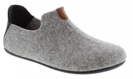 Magnus Dahlia wider fitting bootee house slipper available up to size 12 UK / 46 EU