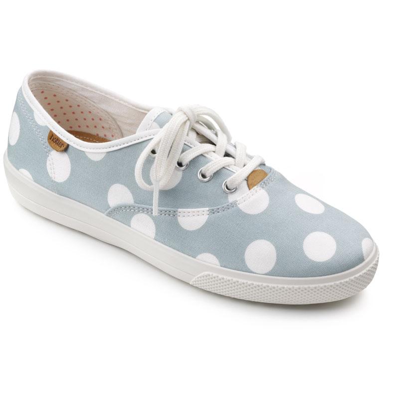 Mabel canvas shoe